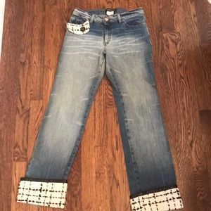 Amnesia Jeans with design